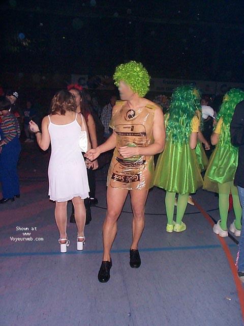 Pic #1 - German carneval in nude