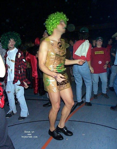 Pic #3 - German carneval in nude