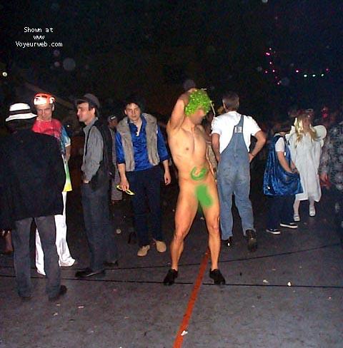 Pic #5 - German carneval in nude