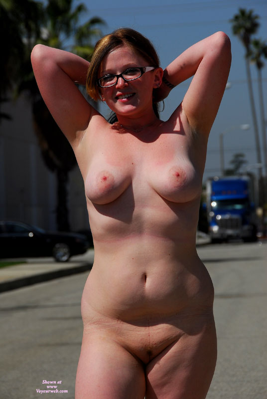 Pic #4 Millie Naked For The First Time