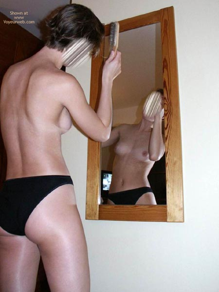 Pic #1 - In The Mirror