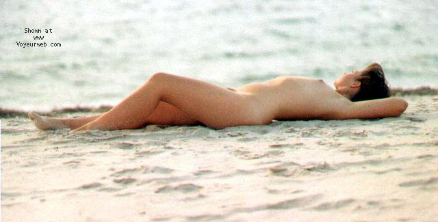 Pic #2 - Ex Gets Naked #1 - NIP