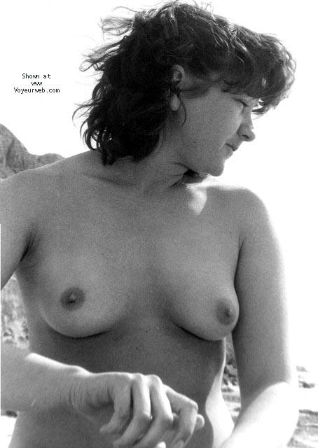 Pic #3 - Ex Gets Naked #1 - NIP
