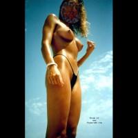 mi mujer en la playa 5