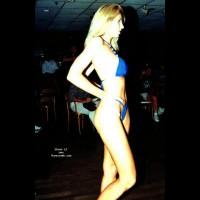 wet T & bikini contest winner