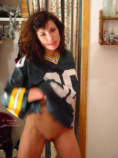 Pic #5 - Lana & The Packers