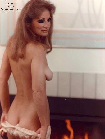 Pic #2 - Debbie loosening up