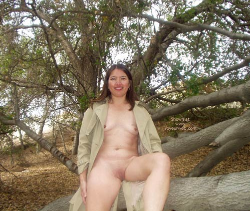 Pic #5 - First Time Taking Nude Pics In Public