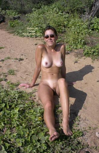 Pic #5 - Nude In Paradise