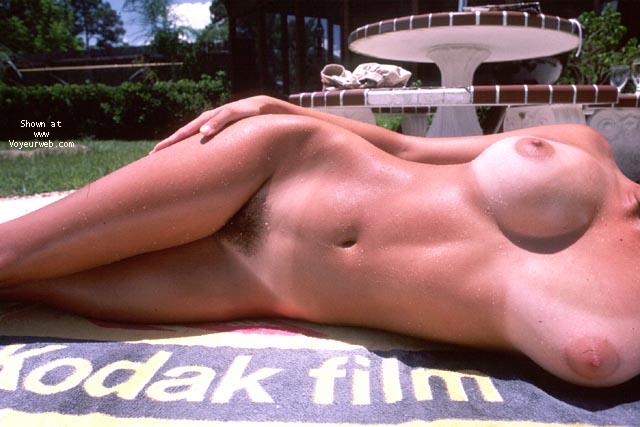 Pic #1 - naked snorkler