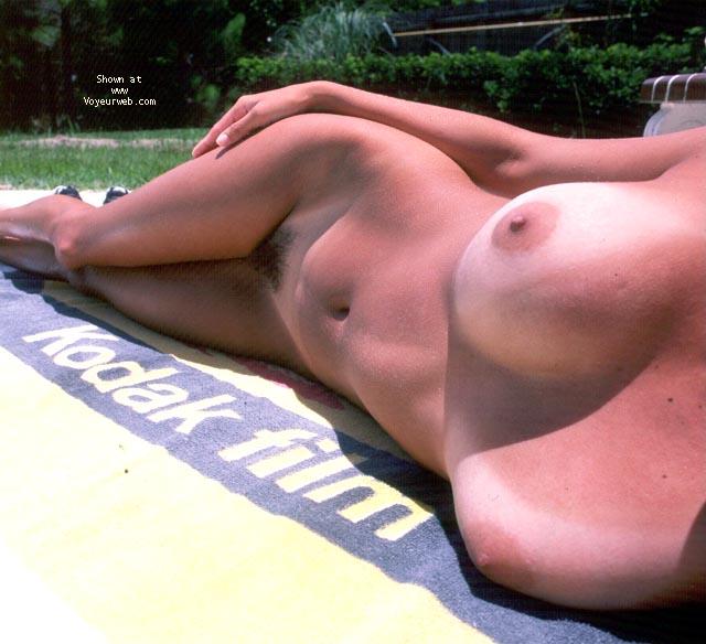 Pic #6 - naked snorkler