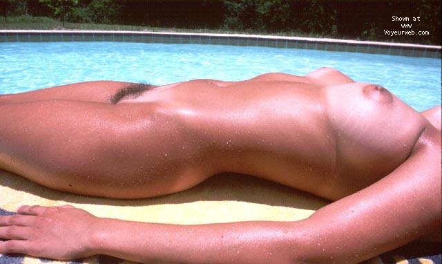 Pic #7 - naked snorkler