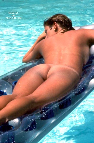 Pic #9 - naked snorkler