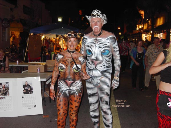 Pic #4 - Key West Fantasy Fest 2002 15