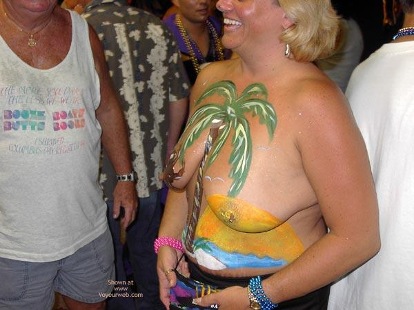 Pic #6 - Key West Fantasy Fest 2002 15