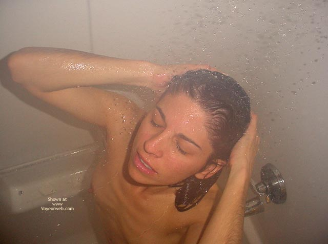 Pic #6 - Brunette (Shower With Me)