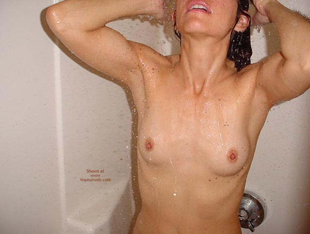 Pic #7 - Brunette (Shower With Me)