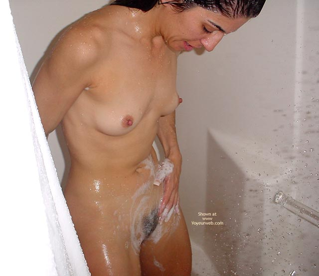Pic #8 - Brunette (Shower With Me)