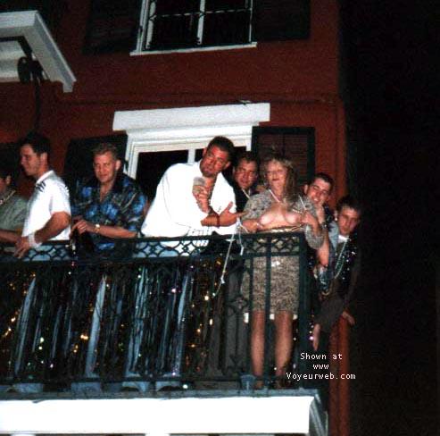 Pic #3 - *MG Laym's Mardi #3 - Balconies