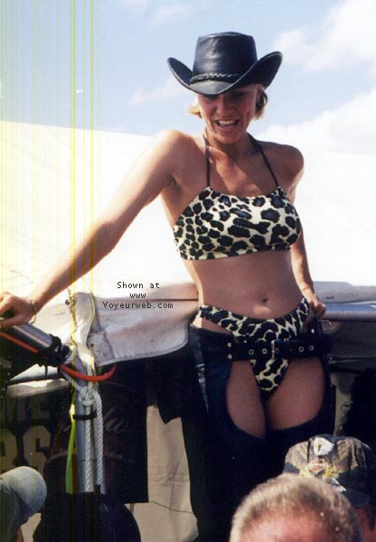 Pic #1 - BikeWeek 2000