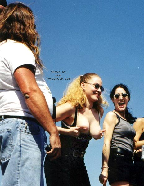 Pic #8 - BikeWeek 2000
