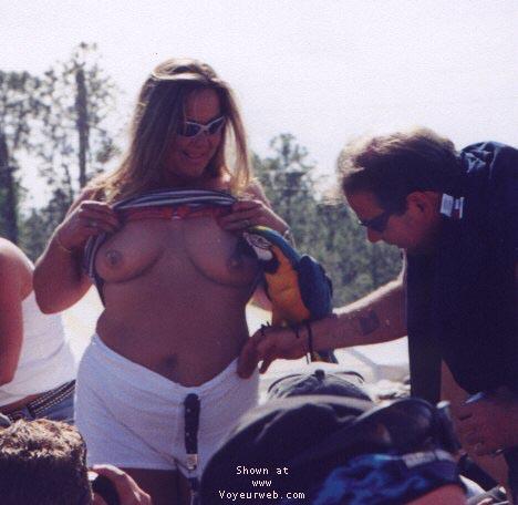 Pic #9 - BikeWeek 2000