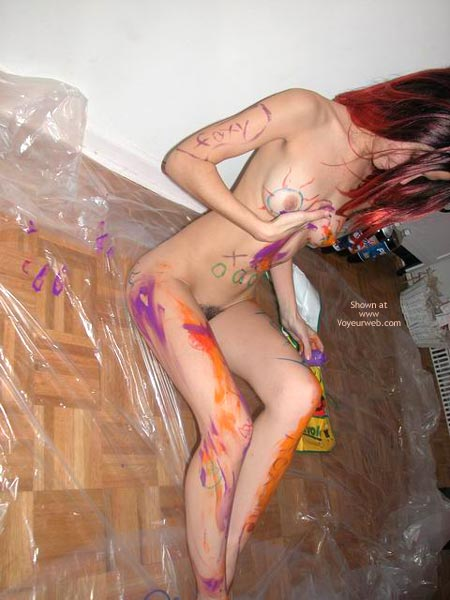 Pic #4 - Roxanne'S Body Paint