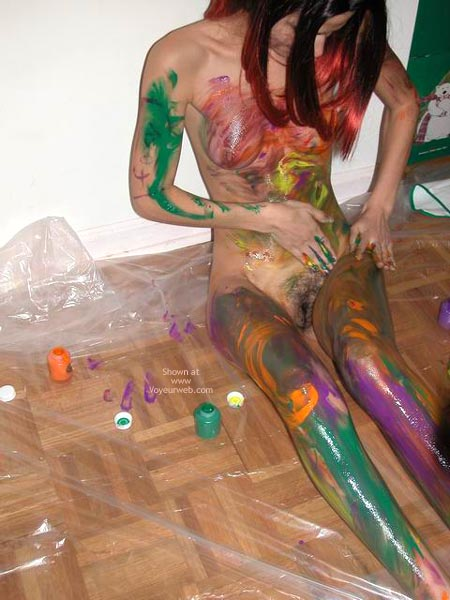 Pic #5 - Roxanne'S Body Paint