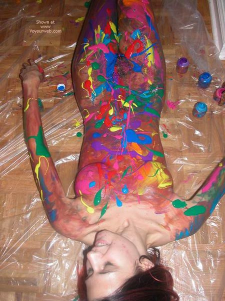 Pic #8 - Roxanne'S Body Paint