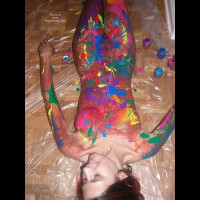 Finger Paint Party - Body Paint