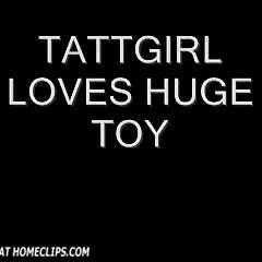 Tattgrrrl Does Huge Vibe