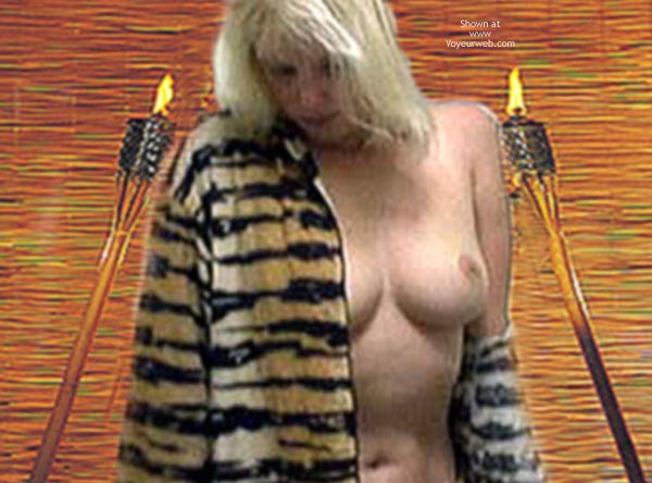 Pic #4 - 1st Time Aussie Blonde Babe