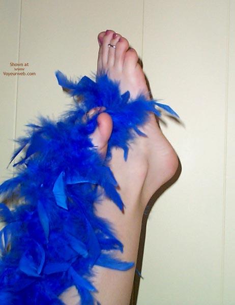 Pic #4 - Sweet Kimberly'S Blue Boa
