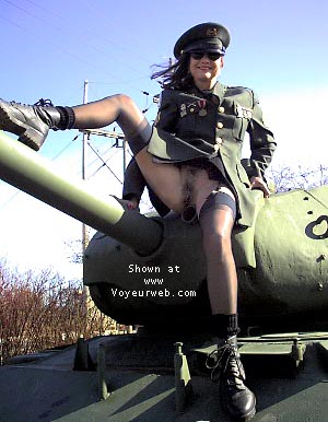Pic #9 - NATALIE ARMY SERGEANT