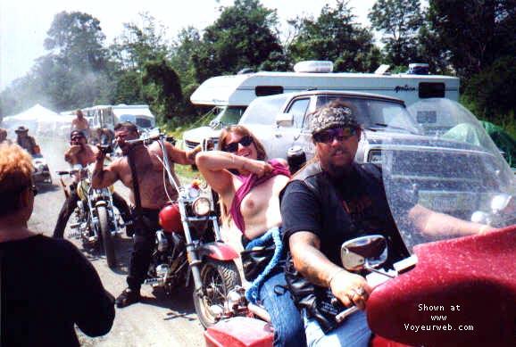 Pic #4 - Biker Babes