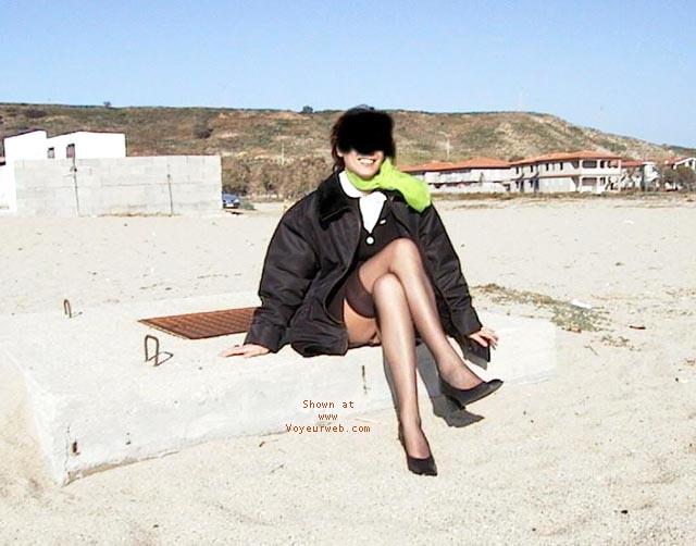 Pic #2 - my italian wife1