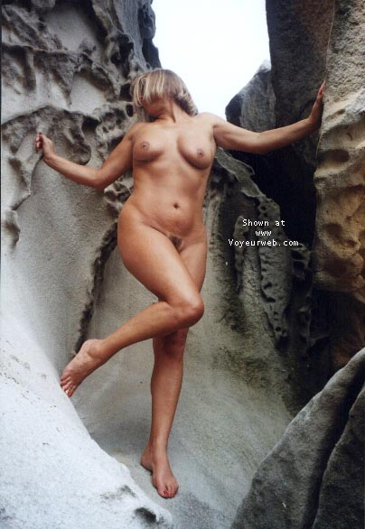 Pic #6 - Rose on the Rocks - Part 2
