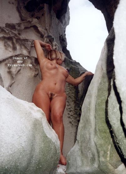 Pic #8 - Rose on the Rocks - Part 2