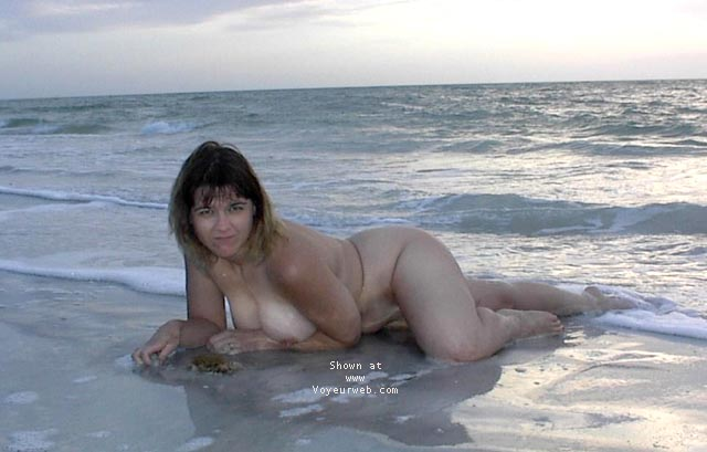 Pic #5 - Florida Nudist...A day at the Beach