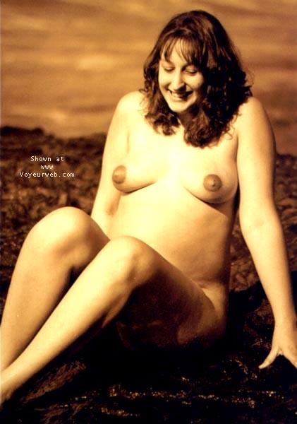 Pic #8 - Sindy Pregnant@the Beach 4