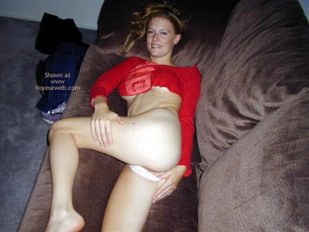 Pic #5 - Lexi - More 21 Yo Blonde Couch Play