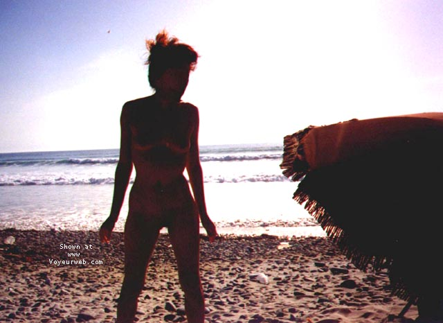 """Pic #4 - *NB """"S"""" shaved nude beach 2"""