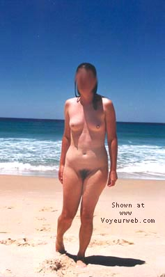 Pic #3 - At the beach 1