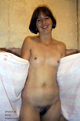 Pic #2 - Wife      in the Raw
