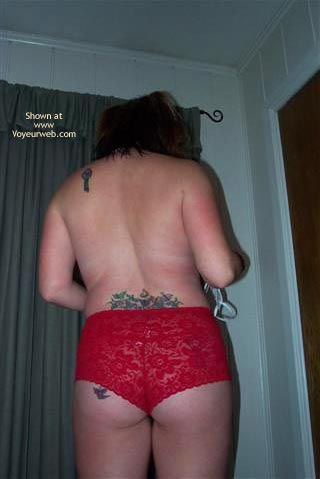Pic #1 - Lady In Red Lace