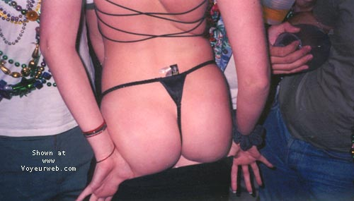 Pic #2 - Mardi Gras- For Butt Lovers
