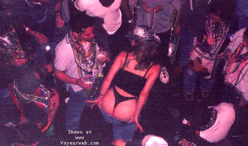 Pic #5 - Mardi Gras- For Butt Lovers