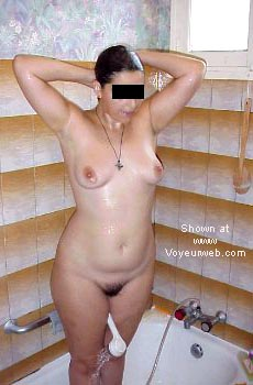 Pic #3 - *WB Maelle under shower Part1