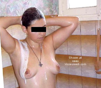 Pic #6 - *WB Maelle under shower Part1
