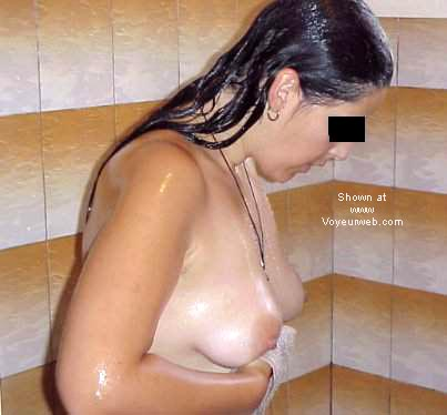 Pic #2 - *WB Maelle under shower part 2
